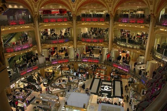 The Best Shopping Destination Around World