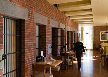 Enjoy quirky jailhotel experiences across the world for Hotel that was a jail in boston