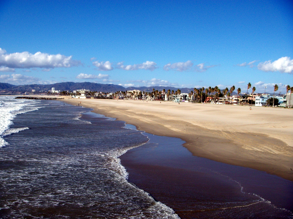 Best Beaches In Hollywood California