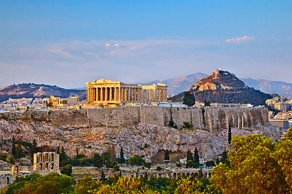 Athens-Acropolis-Parthenon-Greece