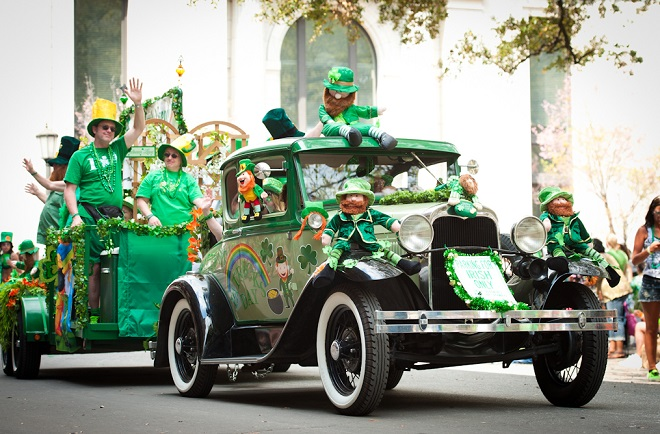 St.-Patricks-Day-parade