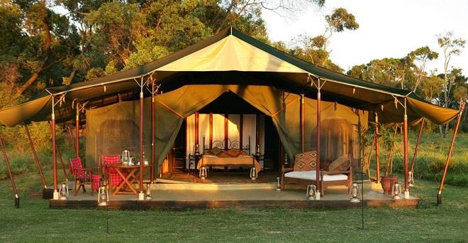 Mara Hotel in Kenya