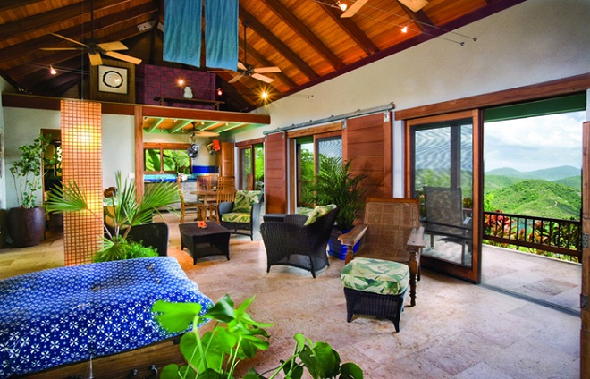 The Caribbean and Its Cool Cottages