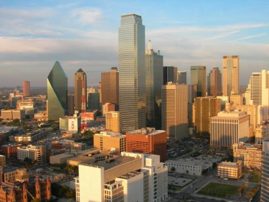 one of the most important cities of Texas