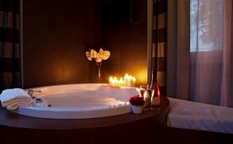 hotel metropolis rome jacuzzi